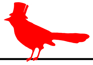 this is a bird on a wire